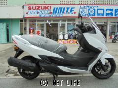 スズキ バーグマン400