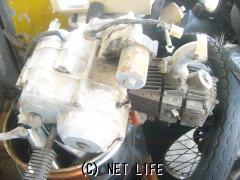 エンジン&駆動系 4速カブエンジン