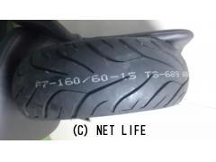 タイヤ&ホイール 160/60-15インチ