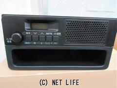 オーディオ FM・AMラジオデッキ