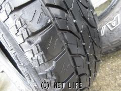 タイヤ YOKOHAMA16インチA/Tタイヤ