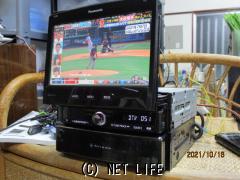TV・カーナビ ナビHDD/DVD/地デジBluetooth