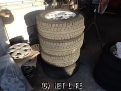 ホイール・タイヤ 17インチスノータイヤ