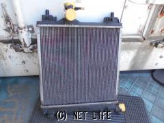 冷却系 ラジエーター