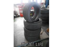 タイヤ 21年製アドバンフレバ205/45R16 9分 4本セット