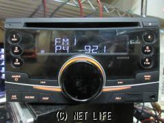 オーディオ CD/Bluetooth/USB/F-AUXデッキ