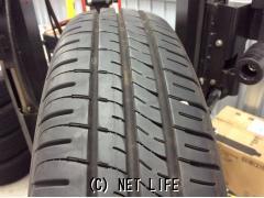 タイヤ 13インチ中古ダンロップ145/80R13 1本×8.5部取付工賃込み