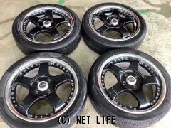 ホイール・タイヤ 16インチ中古SSRプロフェッサーSP1-R 2Pアルミ4本Set k62