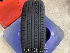 タイヤ 15インチ中古ハンコック165/55R15 1本×8部取り付け工賃込