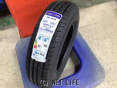タイヤ 13インチ新品MAXTREK165R13LT 取り付け工賃込