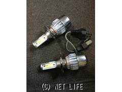 電装系 LEDヘッドライトバルブ H4 2200円