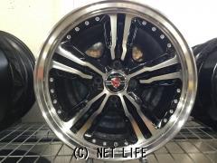 ホイール・タイヤ 16インチ 新品シュタイナーLST(ブラックポリッシュ)新品タイヤ4本セット!