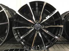 ホイール・タイヤ 17インチ 新品スマックヴァルキリー(ブラックポリッシュ)新品タイヤ4本セット!