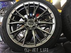 ホイール・タイヤ 18インチプレシャスHM-2 4本Set新品タイヤ