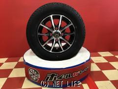 ホイール・タイヤ 12インチ新品ライツレーZM4本set新品国産タイヤ