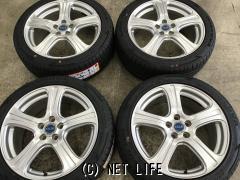 ホイール・タイヤ 17インチFEID NK5 4本SET新品タイヤ J61