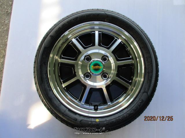 ホイール・タイヤ 14インチ(ハヤシ風・4本・特価)