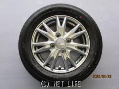ホイール・タイヤ 13インチ(ガンメタスポーク・4本・特価)