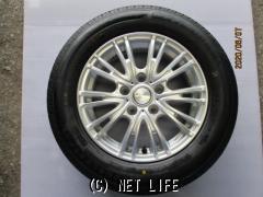 ホイール・タイヤ 15インチ(シルバースポーク・4本・特価)