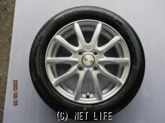 ホイール・タイヤ 14インチ(シルバースポーク・4本・特価)