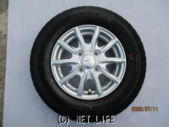 ホイール・タイヤ 12インチ(シルバースポーク・4本・特価)