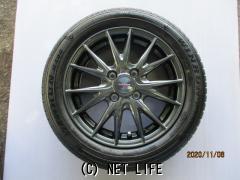 ホイール・タイヤ 14インチ(ガンメタスポーク・4本・特価)