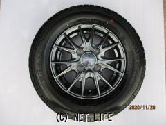 ホイール・タイヤ 12インチ(ガンメタスポーク・4本・特価)