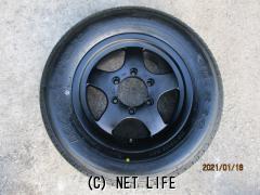 ホイール・タイヤ 15インチ(ブラックスポーク・4本特価)